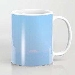 blue sky green grass Coffee Mug