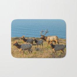 Tule Elk Herd Bath Mat