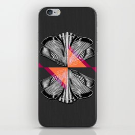 Shell Shocked  iPhone Skin