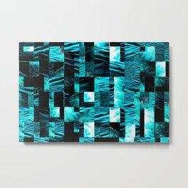 sea collage Metal Print