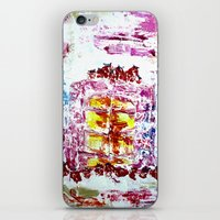 cake iPhone & iPod Skins featuring Cake by Andreea Maria Has