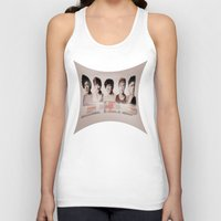 one direction Tank Tops featuring One Direction by store2u