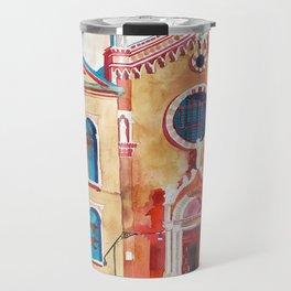 Chiesa della Madonna dell'Orto, Venice Travel Mug