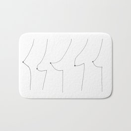 Perky Saggy Bath Mat