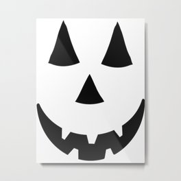 jacko lantern Metal Print
