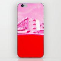 bauhaus iPhone & iPod Skins featuring Bauhaus · Das Bauhaus 5 by Marko Köppe