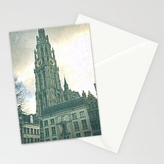 Vintage Style Photo Antwerp Stationery Cards