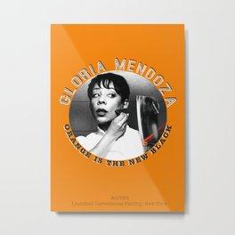 Gloria Mendoza - OITNB Character Metal Print