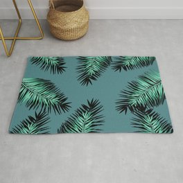 laves palm Rug