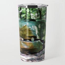 Alligator Rock 1 Travel Mug