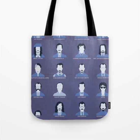Gary Oldman Tote Bag