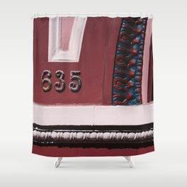 San Francisco VI Shower Curtain
