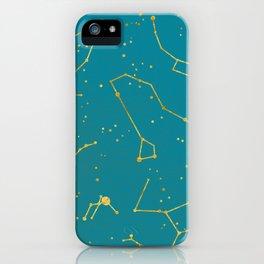 Northern Celestial Hemisphere iPhone Case
