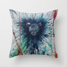 Fear Not. Throw Pillow