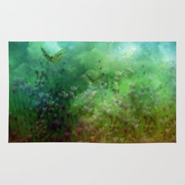 """The Enchanted Forest"" (Fairyland) Rug"