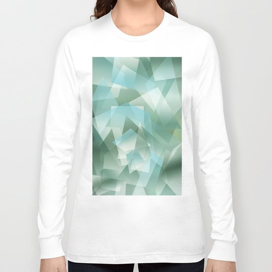 Abstract 219 Long Sleeve T-shirt