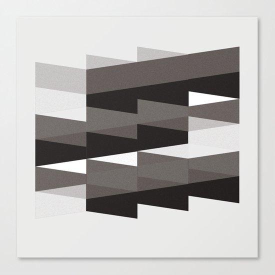 Aronde Pattern #02 Canvas Print