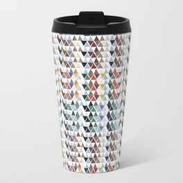Fun triangles Travel Mug