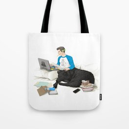 Student Life Tote Bag