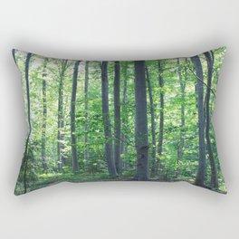 morton combs 02 Rectangular Pillow