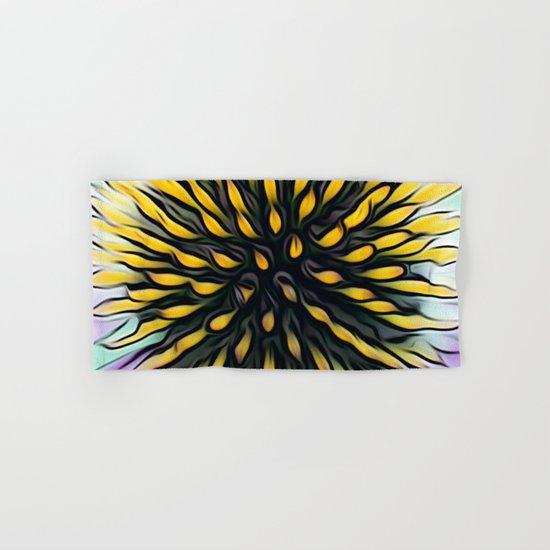 Echinacea Hand & Bath Towel