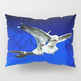 Flying birds Pillow Sham