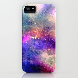 Stardust Groves iPhone Case