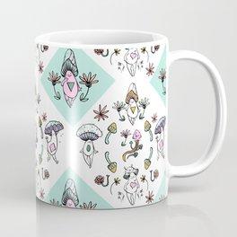 Mushroom Cuties Coffee Mug