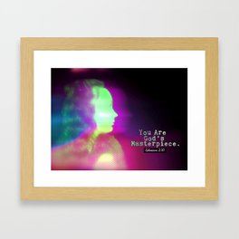 Masterpiece Framed Art Print