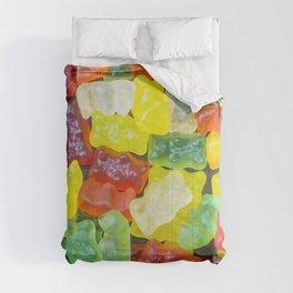 Fresh Gummy Bears Comforters