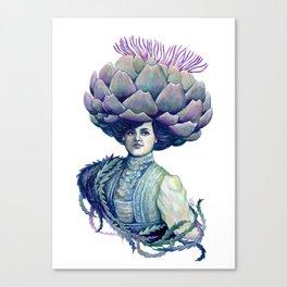 Dame Artie Canvas Print