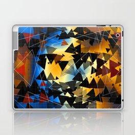 Geometric Universe Laptop & iPad Skin