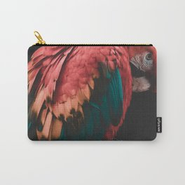 Parrot - Bashful Beauty Carry-All Pouch
