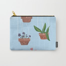 Flower pot power {Spring} Carry-All Pouch