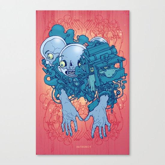 FDT Canvas Print