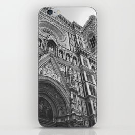 Il(l) Duomo B&W iPhone Skin