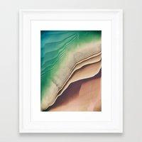 dune Framed Art Prints featuring Dune by Jellyfishtimes