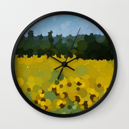 Landscape 09.01 Wall Clock