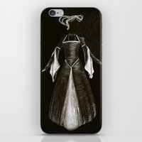 medieval iPhone & iPod Skins featuring Medieval by Red, the artist