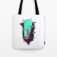outer glam Tote Bag