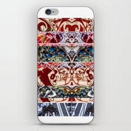 this world creates mirrors iPhone Skin