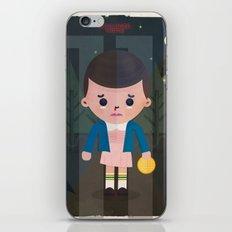 Stranger Things fan art iPhone & iPod Skin