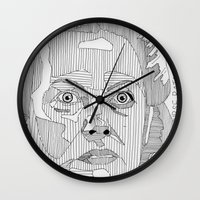 nurse Wall Clocks featuring Nurse Ratched. by Bundles of Film