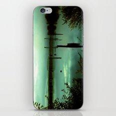 Green Bridge  iPhone & iPod Skin