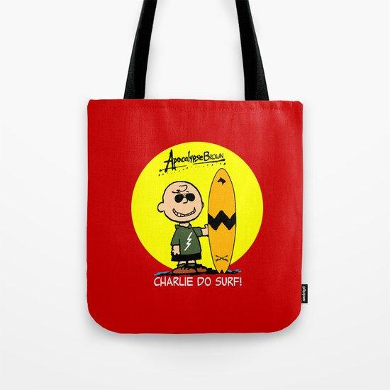ApocalypseBrown Tote Bag