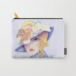 Ascot Girl Carry-All Pouch