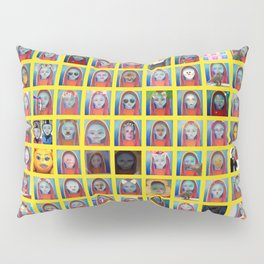 Art that keeps on giving (SNAP THIS) Pillow Sham