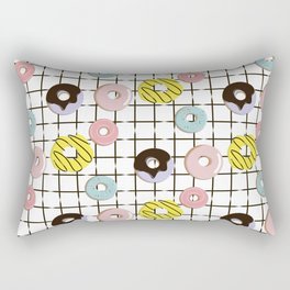 Sweet donuts Rectangular Pillow