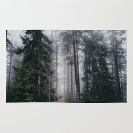 Into the forest we go Rug