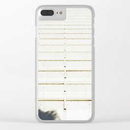 LACMA Clear iPhone Case